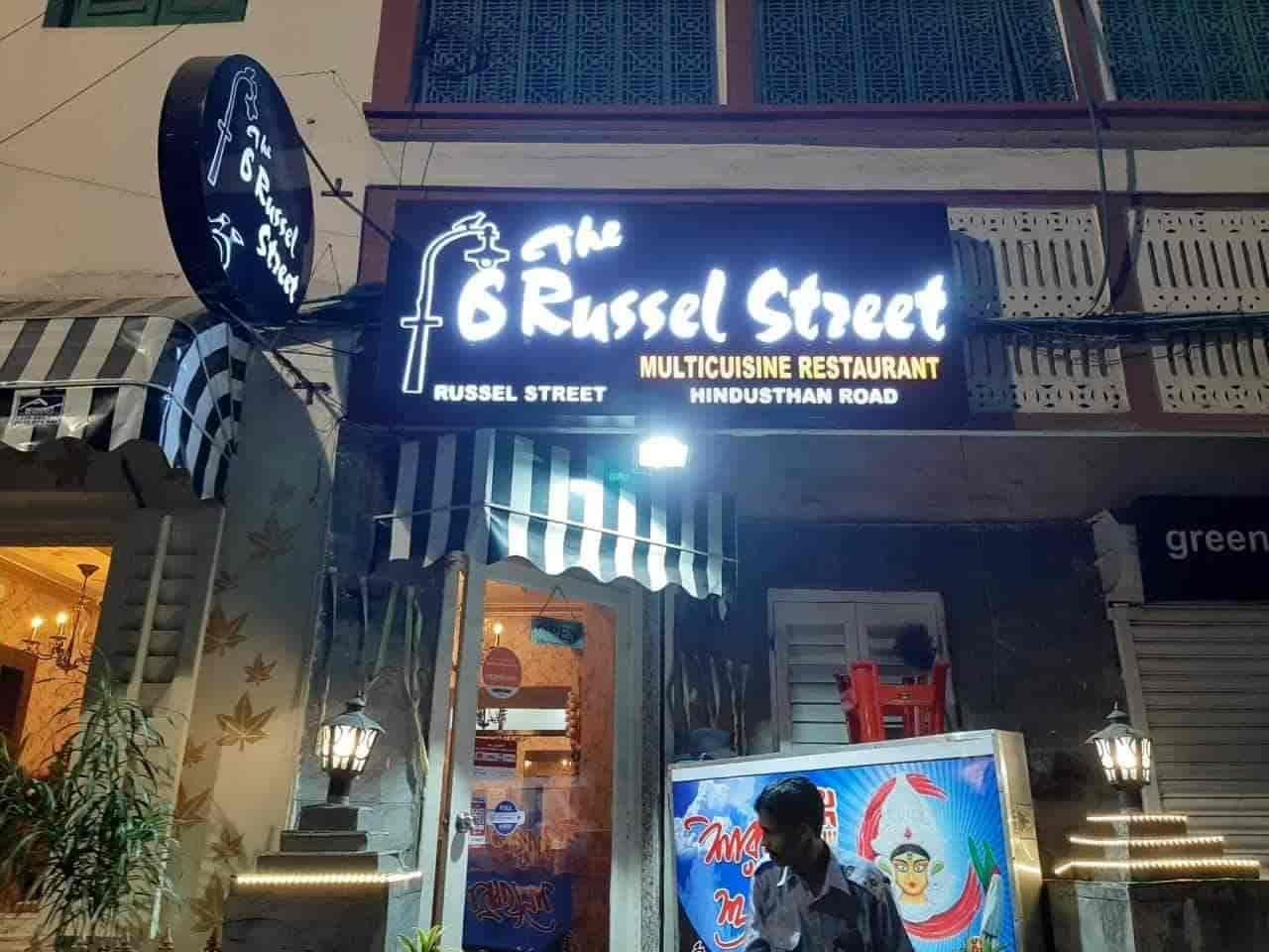 The 6 Russell Street, Midleton Row, Kolkata - Rolls, Chinese, Fast Food, Street Food Cuisine Restaurant - Justdial