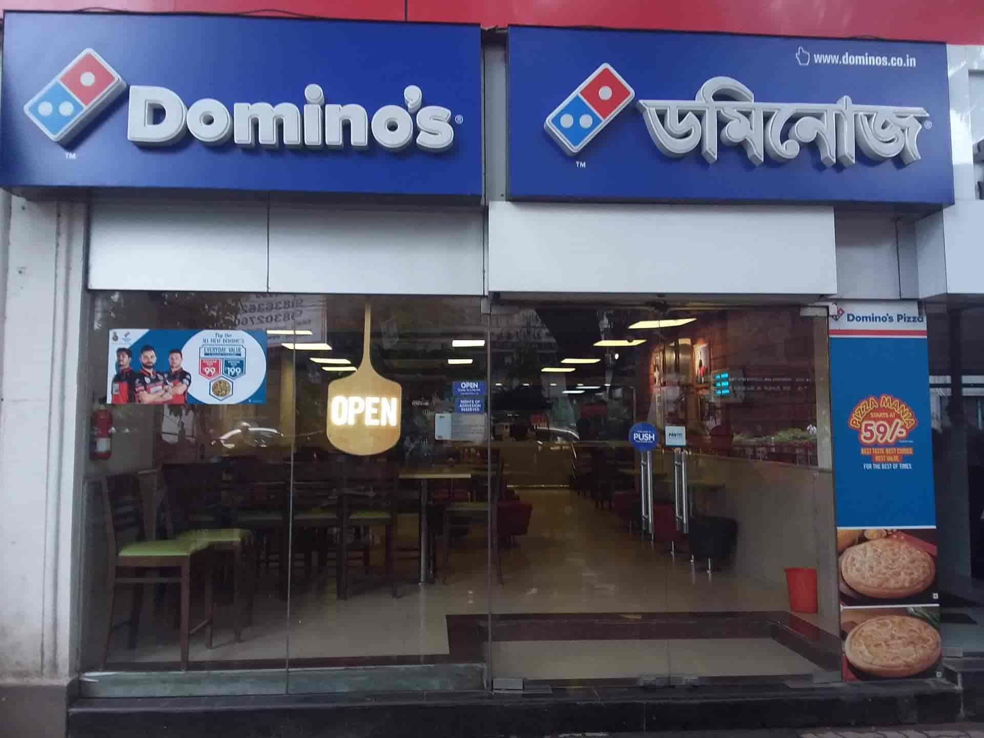Domino S Pizza Park Street Kolkata Pizza Outlets Justdial