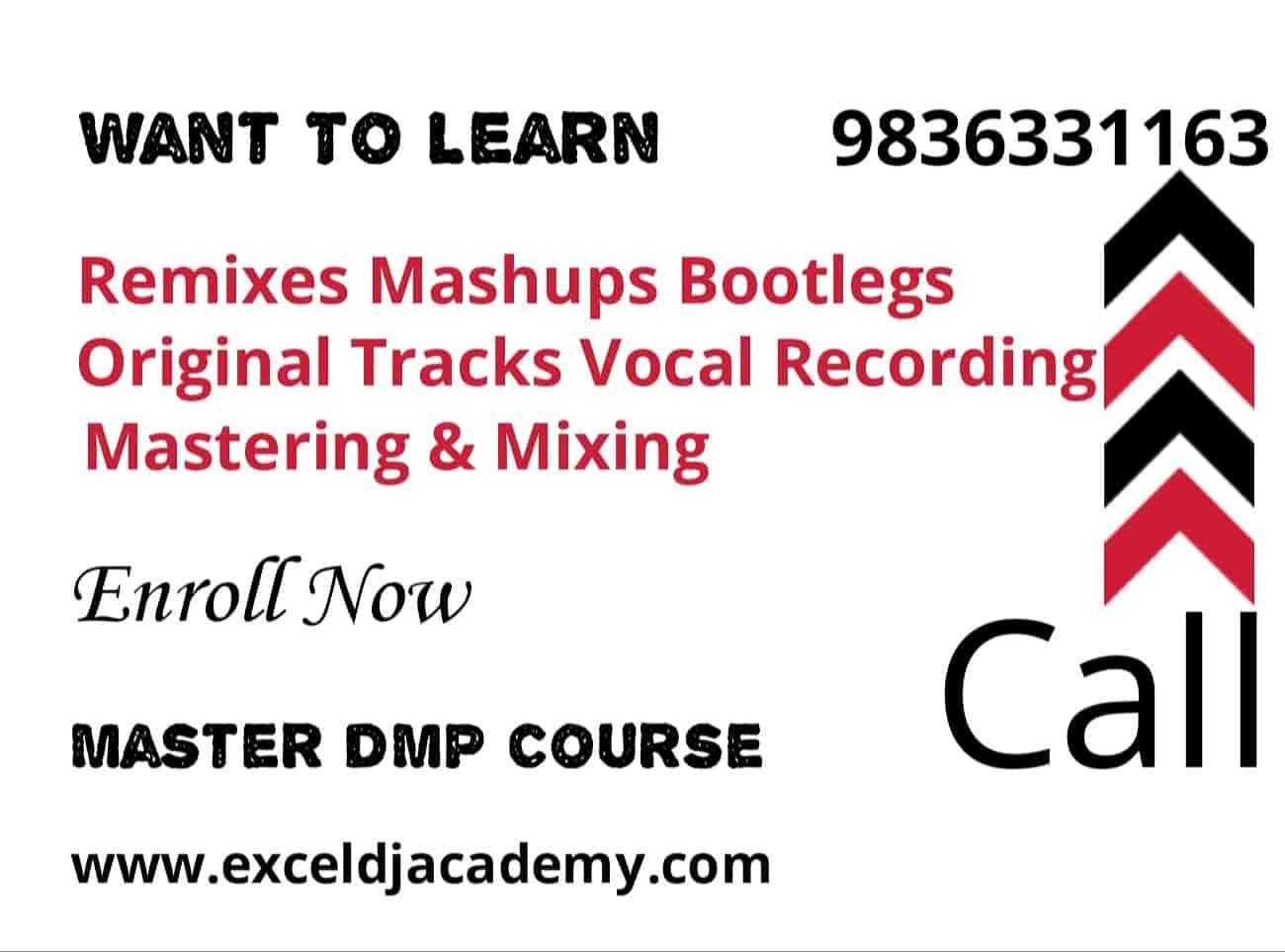 Excel Dj Academy, Bhawanipur - Disc Jockey Training in