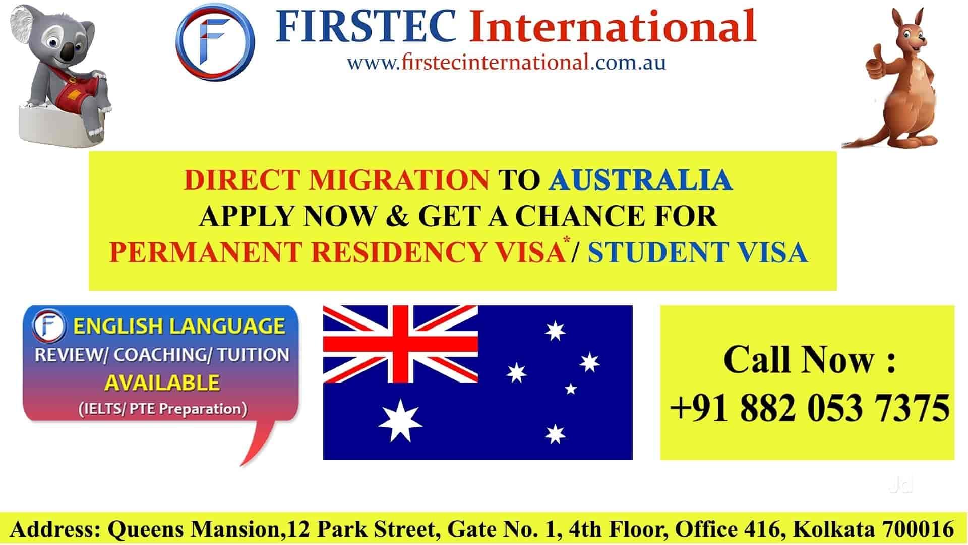Firstec International, Park Street - Call Centres in kolkata