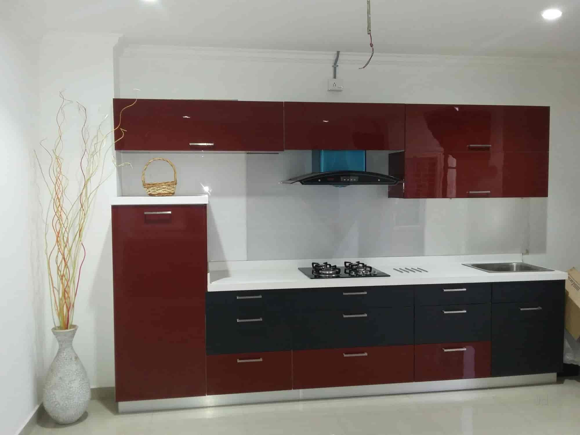 Wonderful Abc Sleek Modular Kitchen And Interiors, Karunagappaly   Interior Designers  In Kollam   Justdial