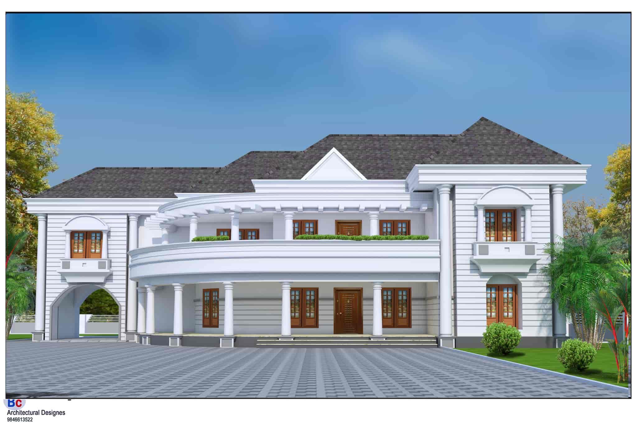 ... B C Architectural Designs Photos, Chavara, Kollam   Builders U0026  Developers ...