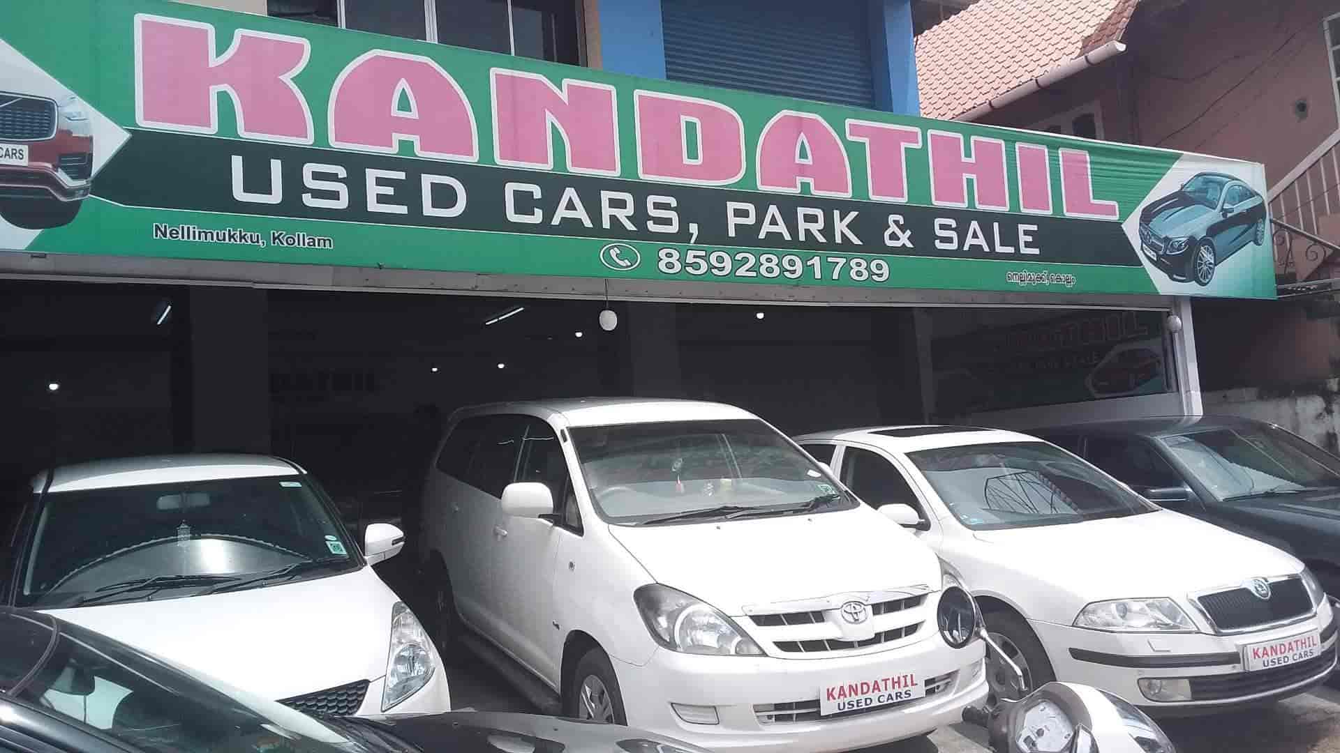 Used Cars Dealers >> Kandathil Used Cars And Sale Nellimukku Second Hand Car
