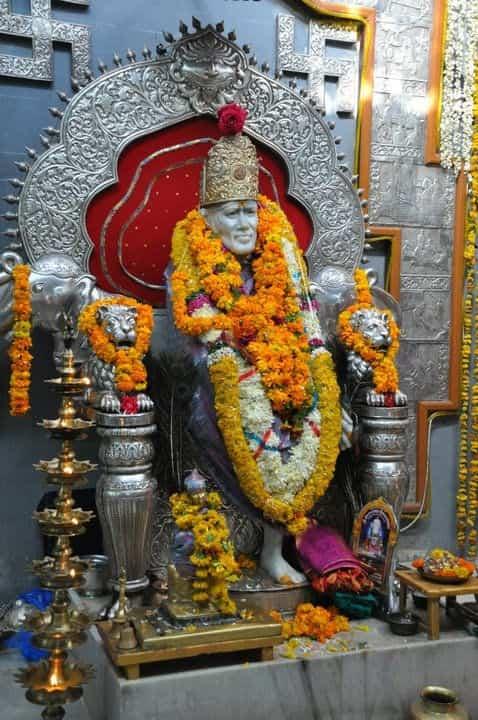 shiridi sai baba temple photos koratla pictures images gallery