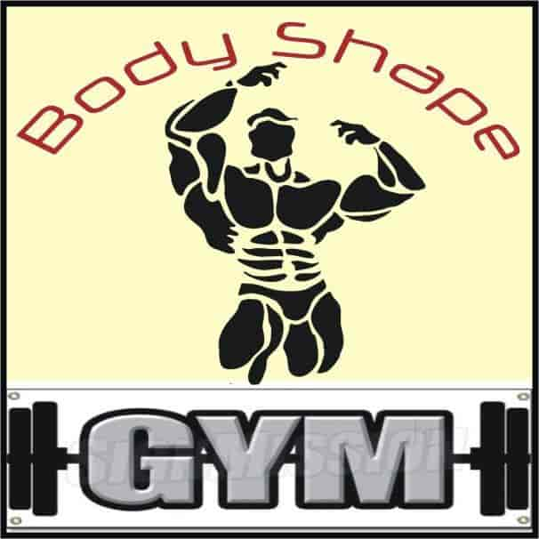3c051e5940 Body Shape Gym