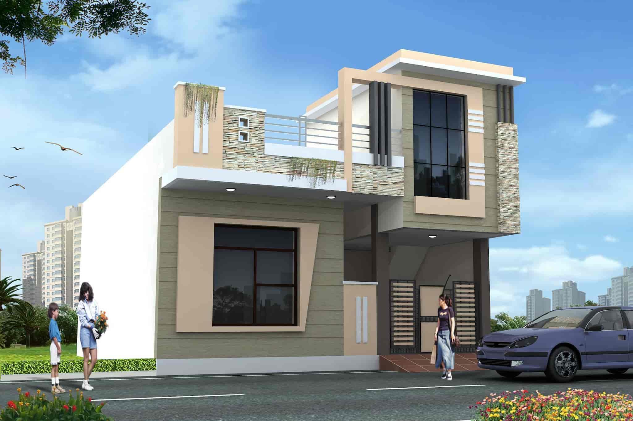 ... Exterior Designer   Shri Ram Design Engineer Photos, Mahaveer Nagar,  KOTA RAJASTHAN ...