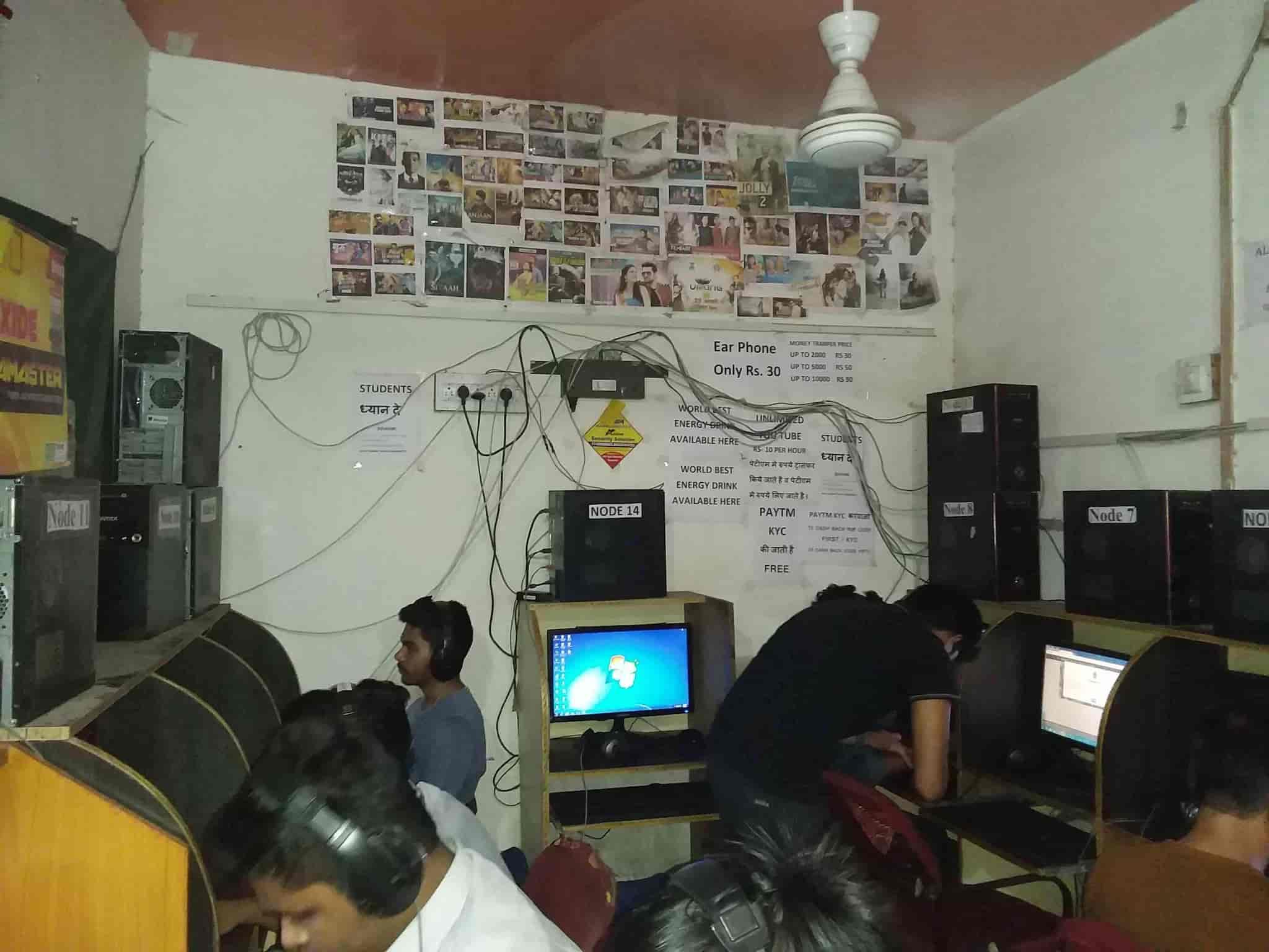 Guru Kripa Cyber Cafe, Mahaveer Nagar II - Cyber Cafes in Kota