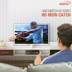 Dish TV (Customer Care) - DTH TV Broadcast Service Providers-Dish TV