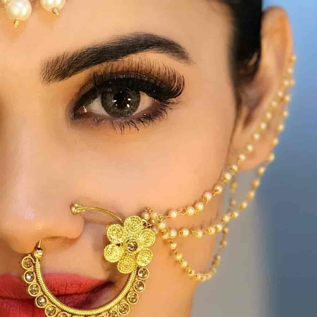 Shubham Arora Makeovers Makeup Hair Skin Only For Ladies