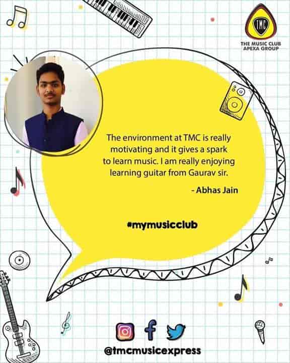 The Music Club, Shopping Centre, Kota-Rajasthan - Music Classes