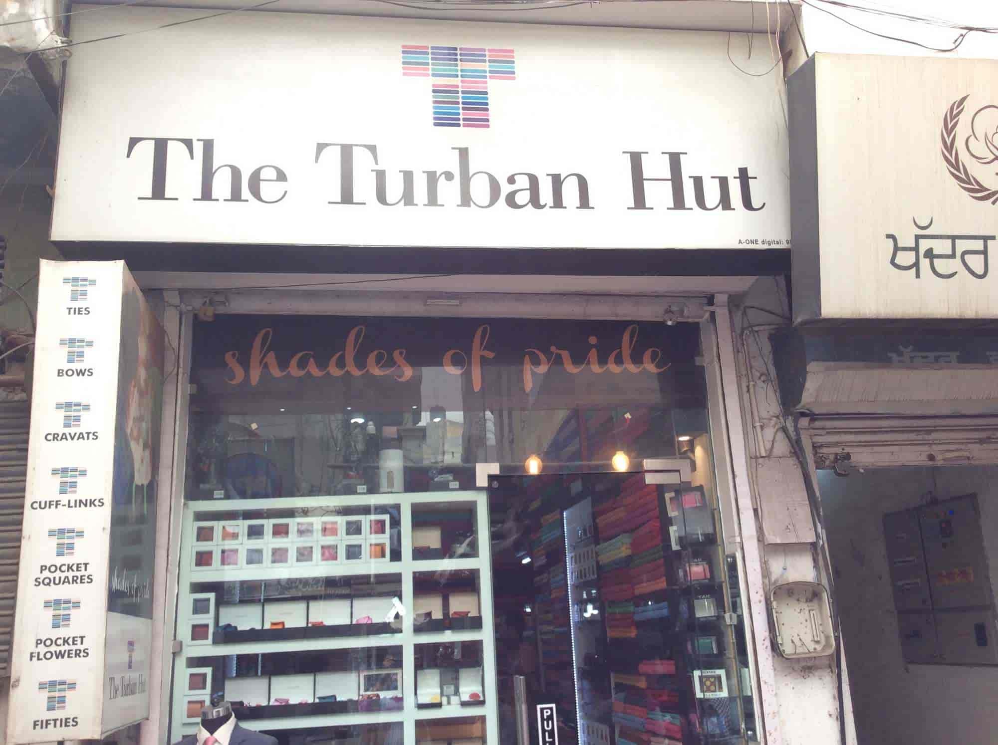 heiß-verkaufende Mode ein paar Tage entfernt Luxus-Ästhetik The Turban Hut, Kotkapura Ho - Imitation Jewellery Showrooms ...