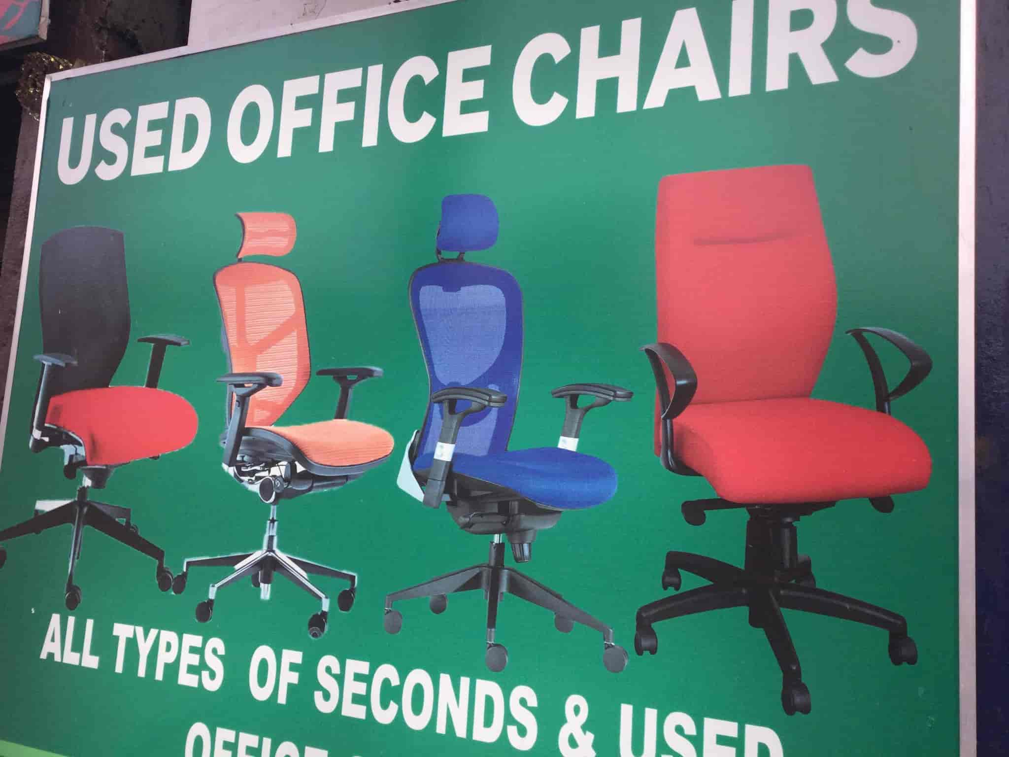 Used Office Chairs لم يسبق له
