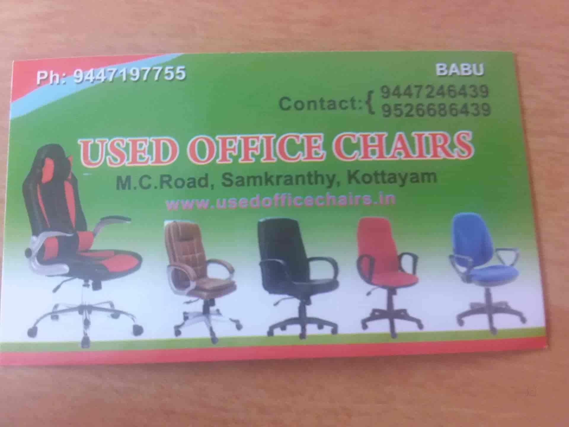 Used Office Chairs Kumaranalloor Office Chair Dealers In Kottayam