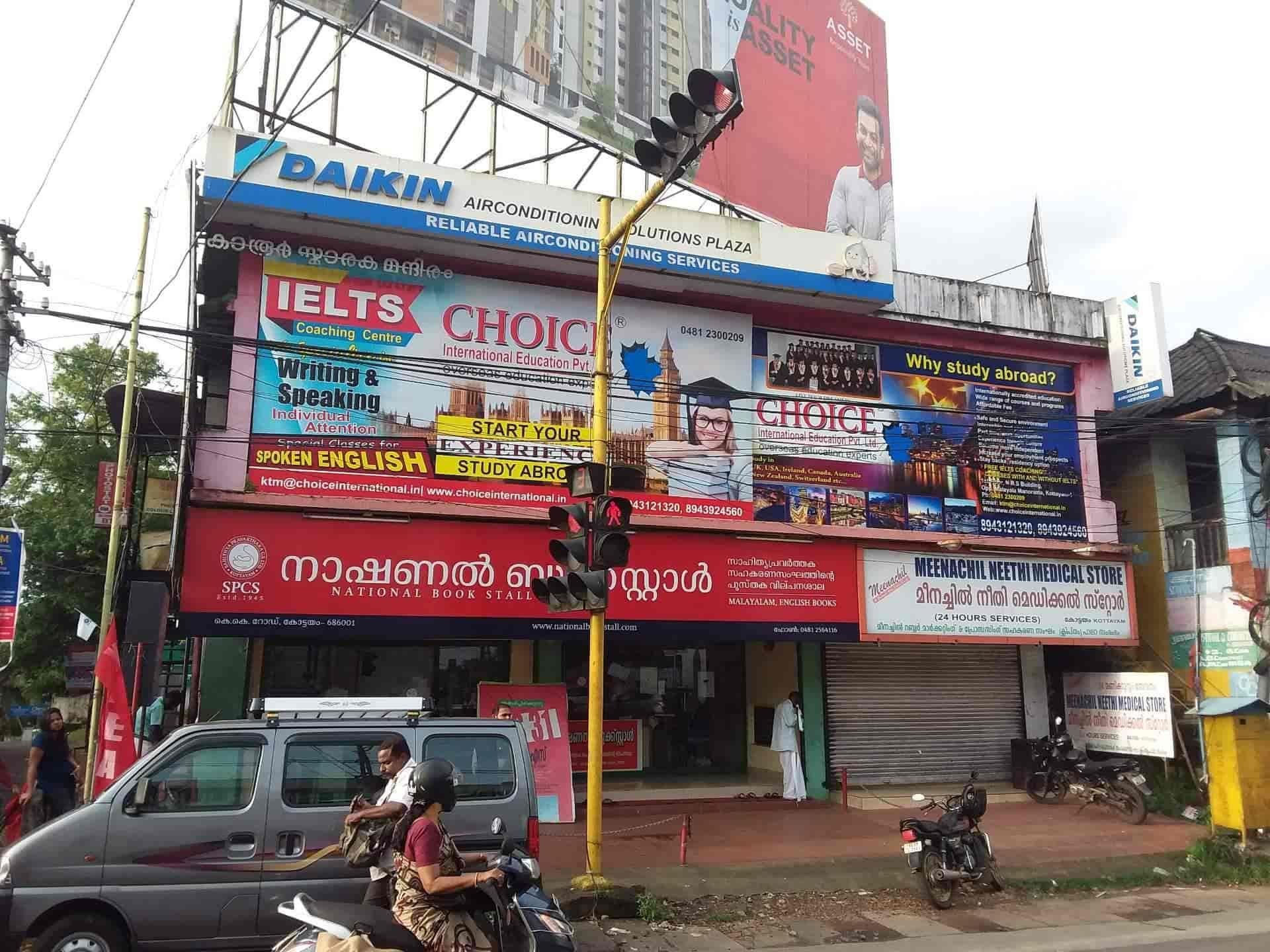 Choice International, Kottayam HO - Education Consultants in
