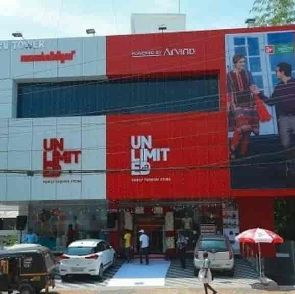 Unlimited Family Fashion Store Kanjikuzhi Readymade Garment Accessory Retailers In Kottayam Justdial