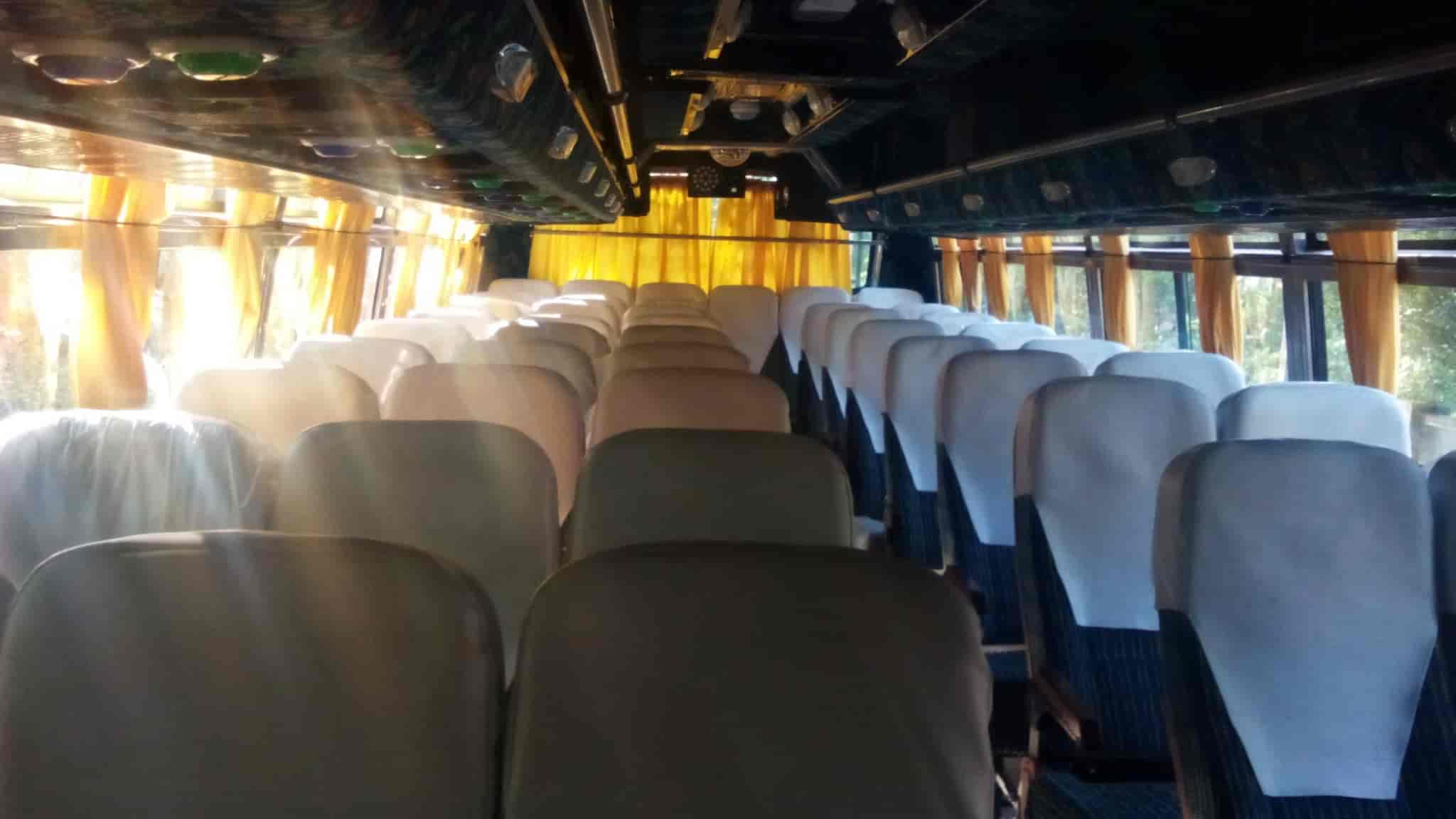 Tourist Bus Booking In Kottayam Thirunra On Hire Justdial