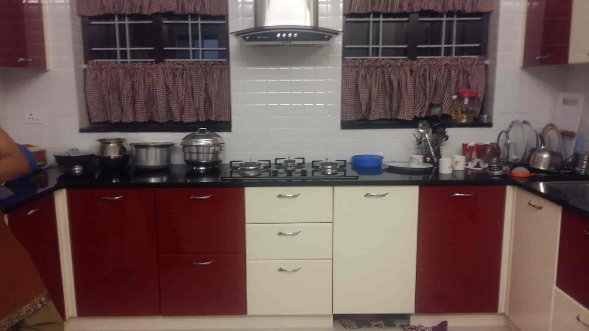 ... Kitchen Cabinet - Corona Kitchen And Wardrobe Photos, Vadavathoor, Kottayam - Modular Kitchen Manufacturers ...