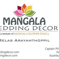 Mangala Wedding Decor, Panniyankara - Wedding Decorators in