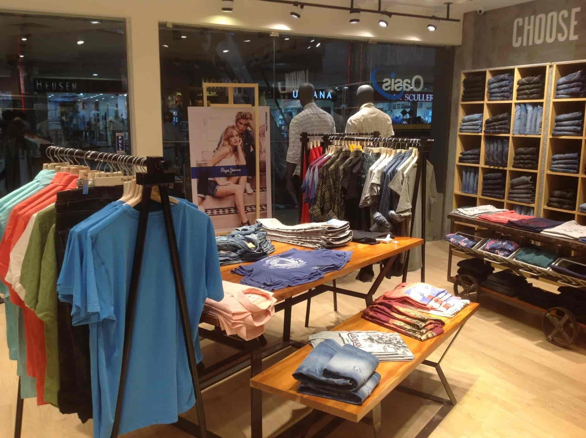 nuovi stili più popolare design unico Pepe Jeans Showroom Photos, Calicut City, Kozhikode ...