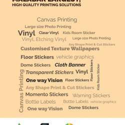 Captcha Creatives, Nadakkavu - Flex Printing Services in Kozhikode