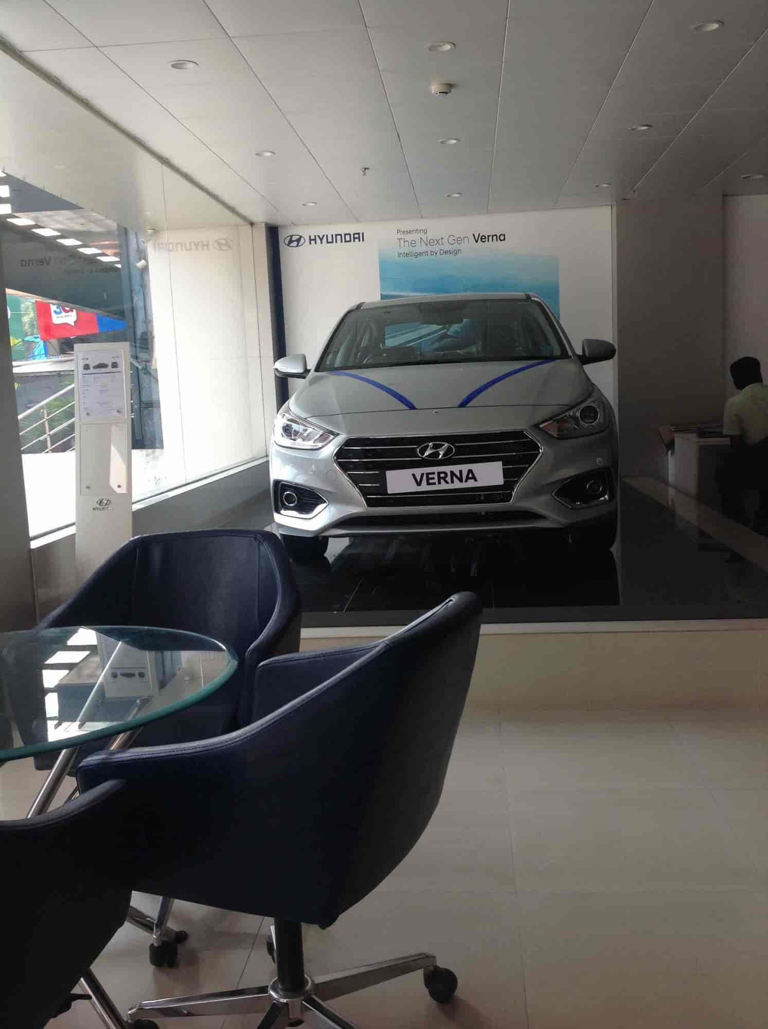 KVR Hyundai Mavoor Road Car Dealers Hyundai in Kozhikode Justdial