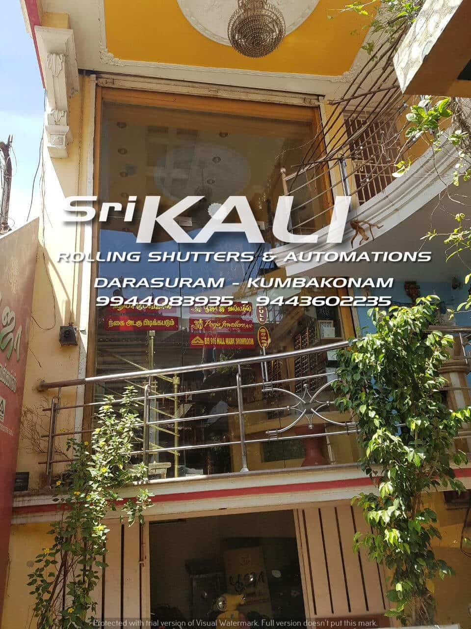 Sri Kali Rolling Shutters Automations Photos, Darasuram