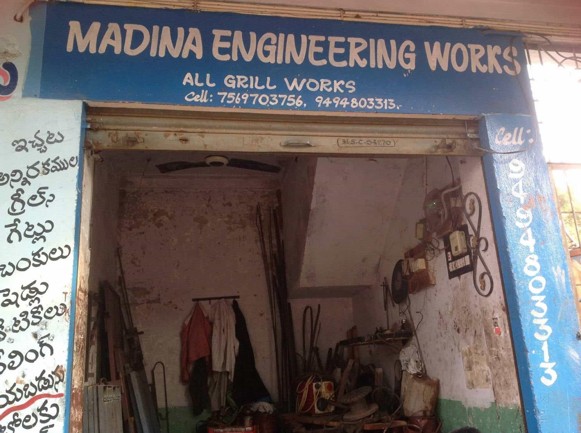 Madina Engineering Work Photos, C Camp, Kurnool- Pictures