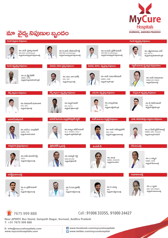 Mycure Hospitals, Kallur Road - Hospitals in Kurnool - Justdial