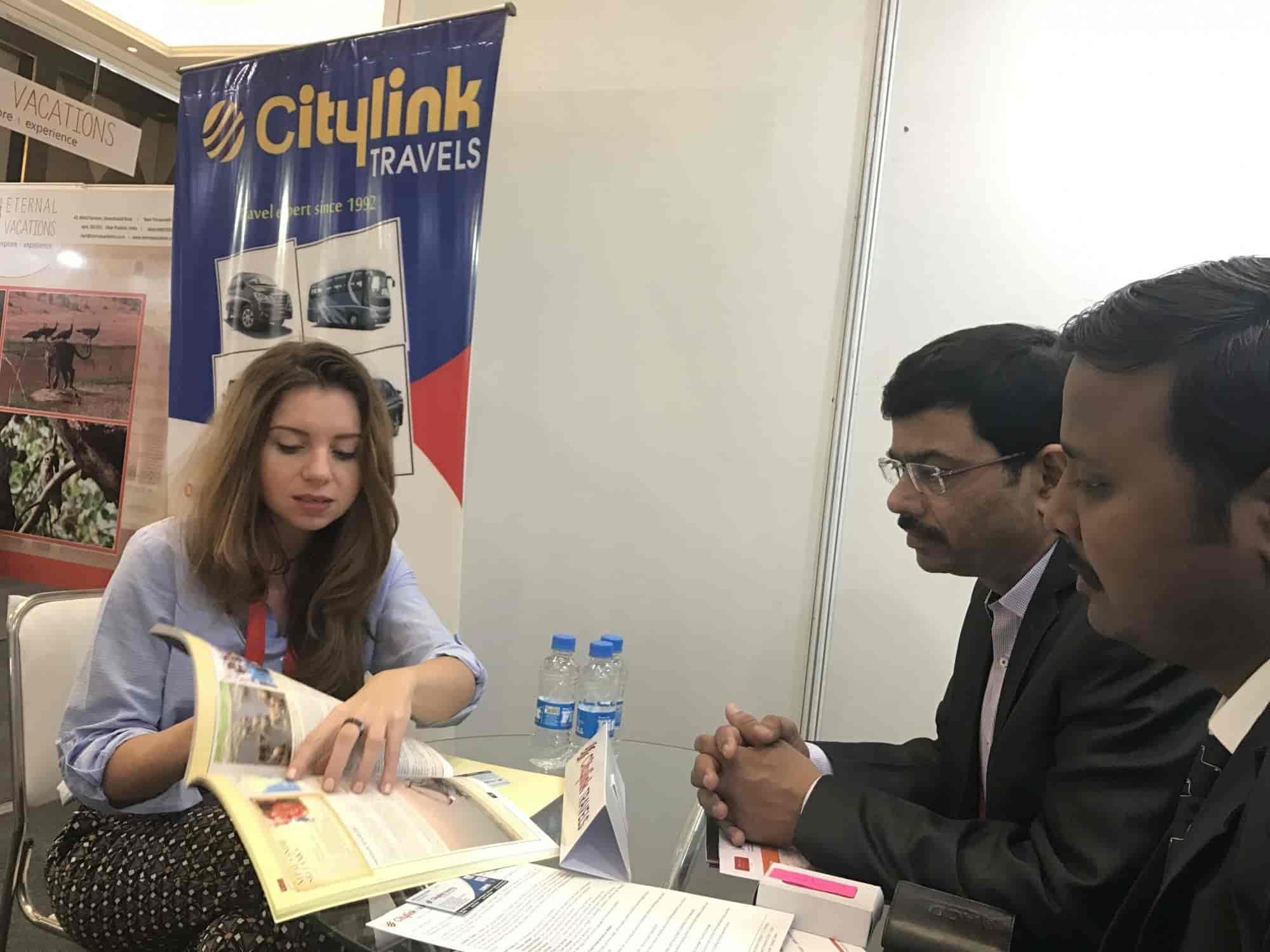 Online store Citylink: customer and staff feedback