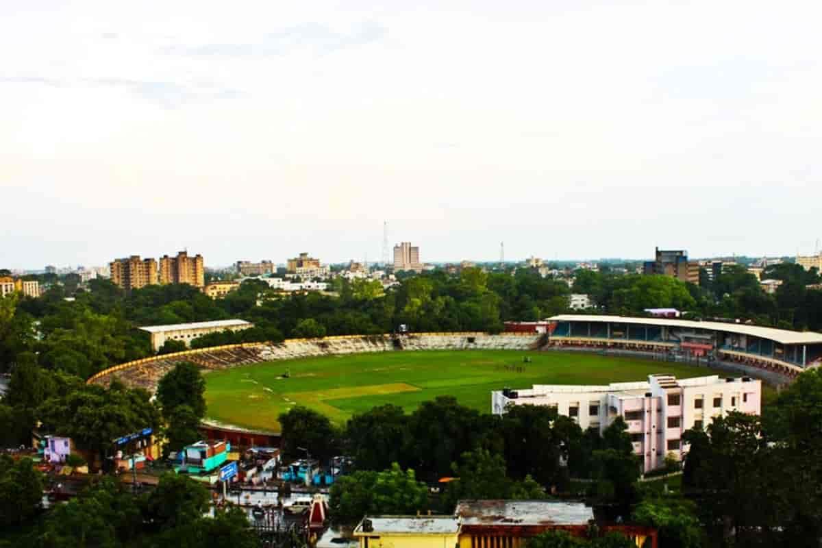 Image result for K.D. Singh Babu Stadium lucknow