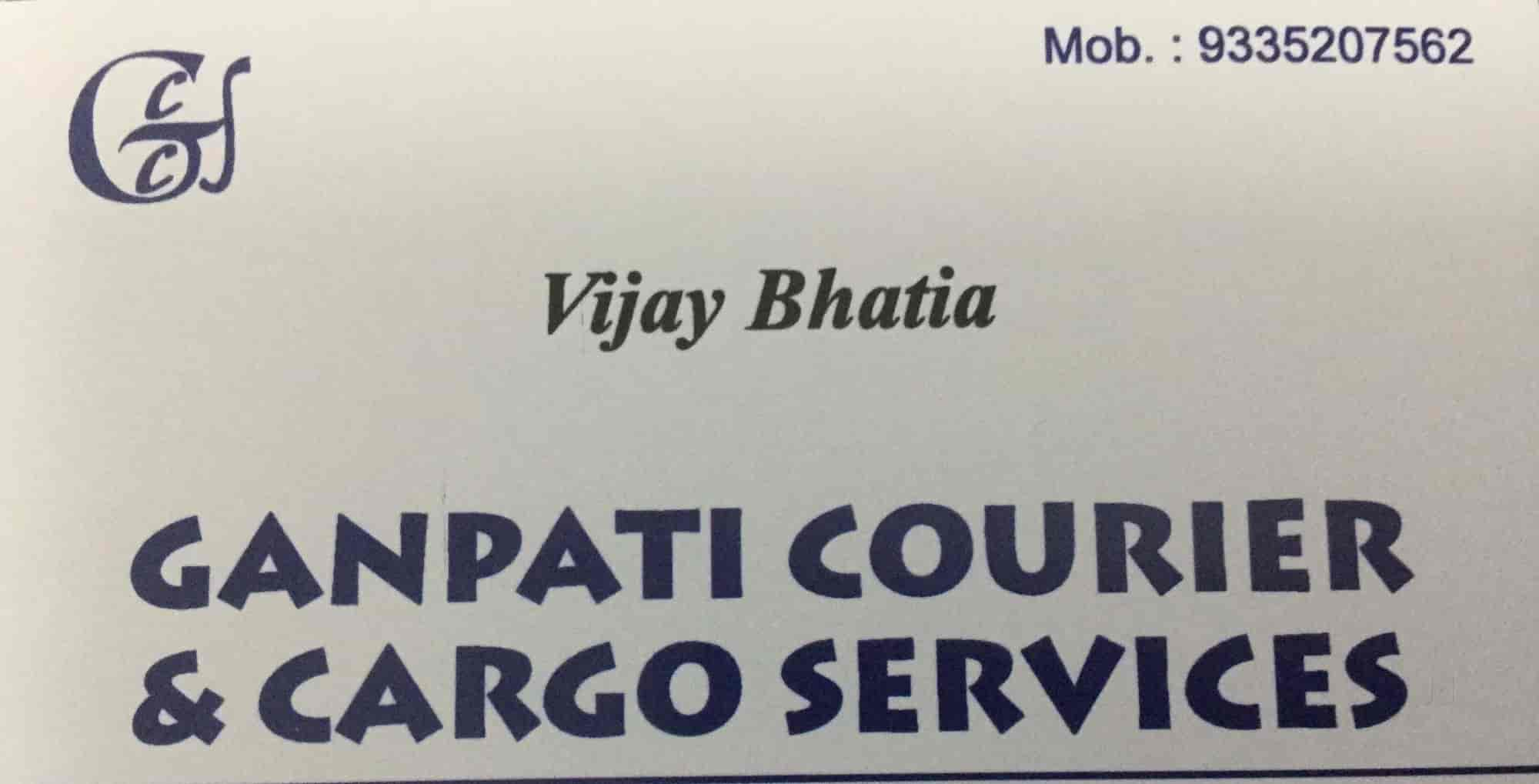 Ganpati Courier & Cargo Services, Charbagh - Courier