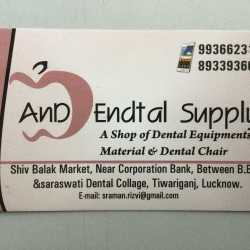 And Dental Supply, Chinhat - Medical Equipment Dealers in Lucknow