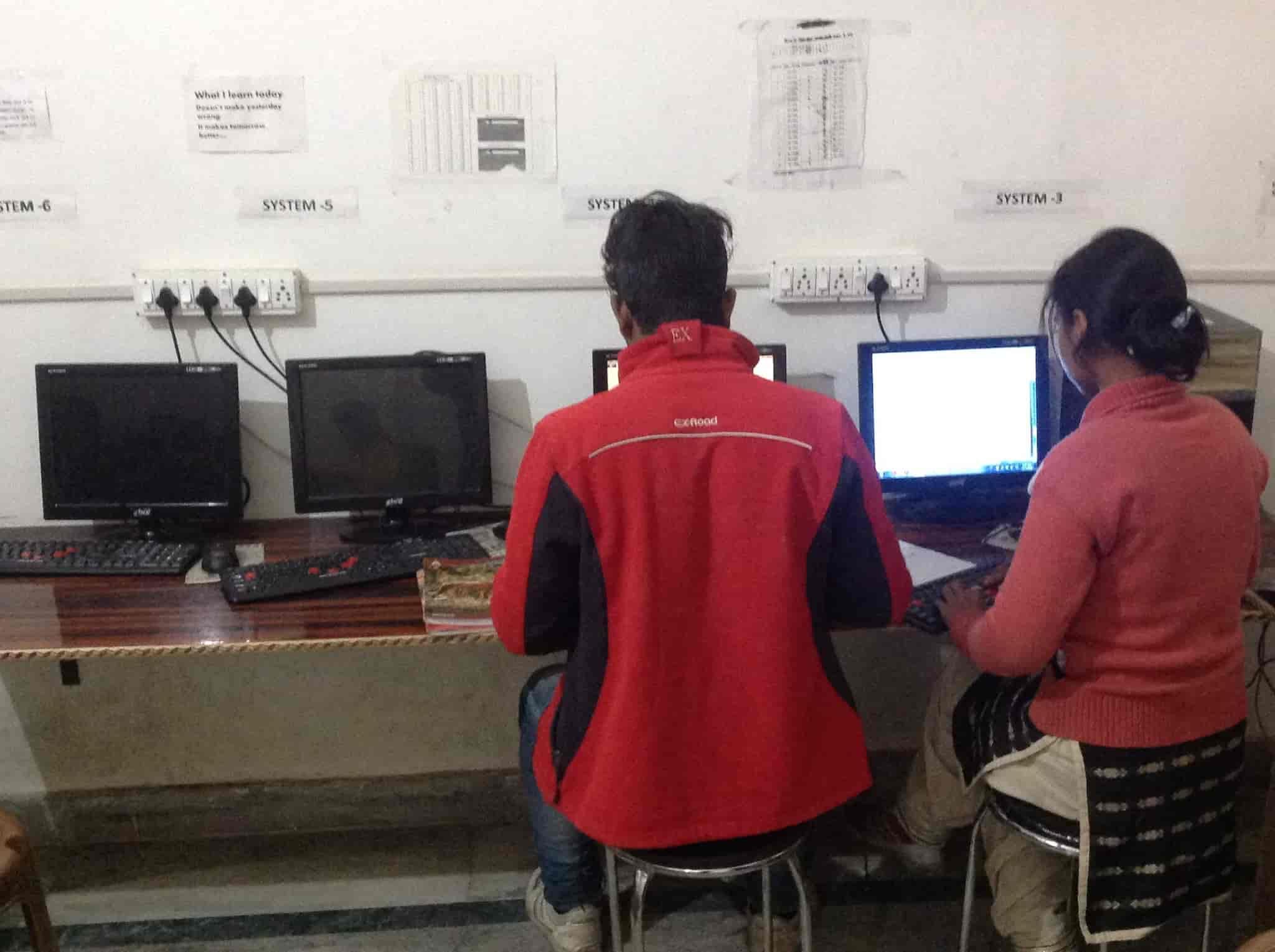 Siddhant Computer Institute, Bara Birwa - Tally Training