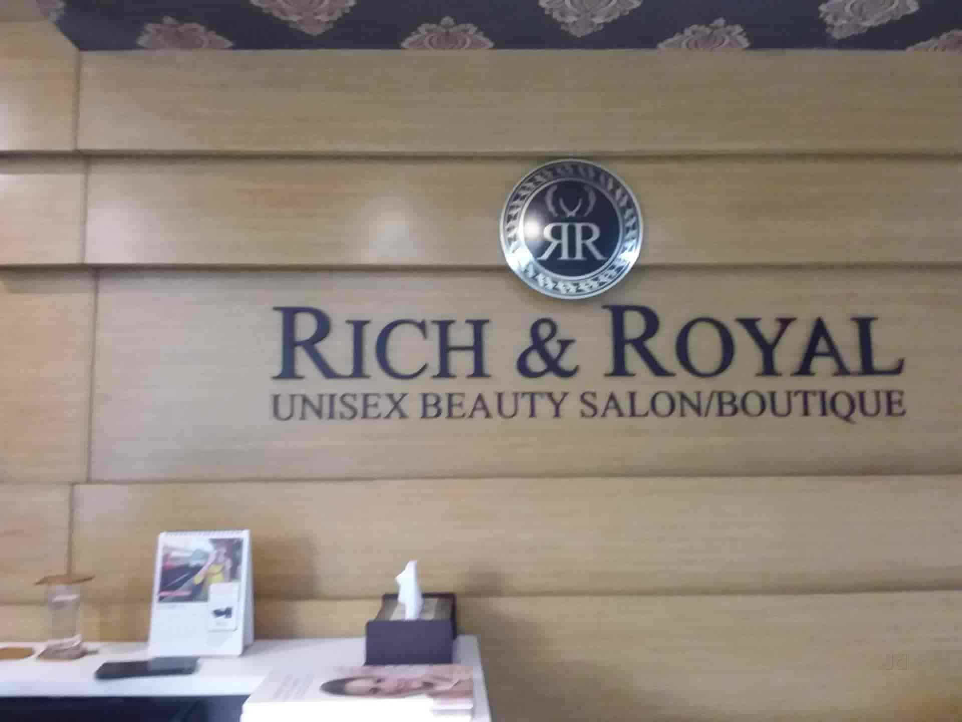 Rich Royal Hazratganj Beauty Parlours In Lucknow Justdial