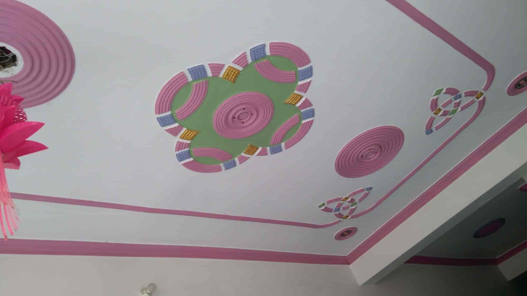 House Painting Pop And Wall Putty Work Kalyanpur Lucknow House Painters In Lucknow Justdial