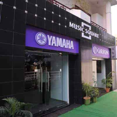 Yamaha Music Square, Gomti Nagar - Musical Instrument Dealers in