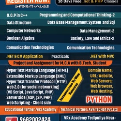 VRX Academy, Alambagh - Computer Training Institutes in