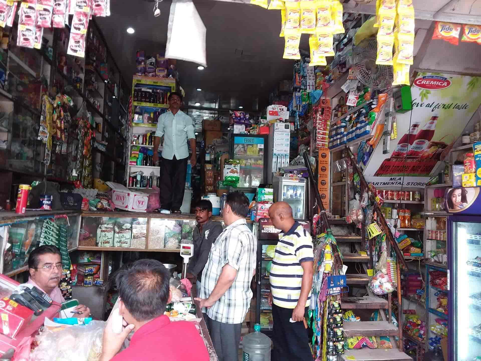 m l a deparmental store mahanagar grocery stores in lucknow