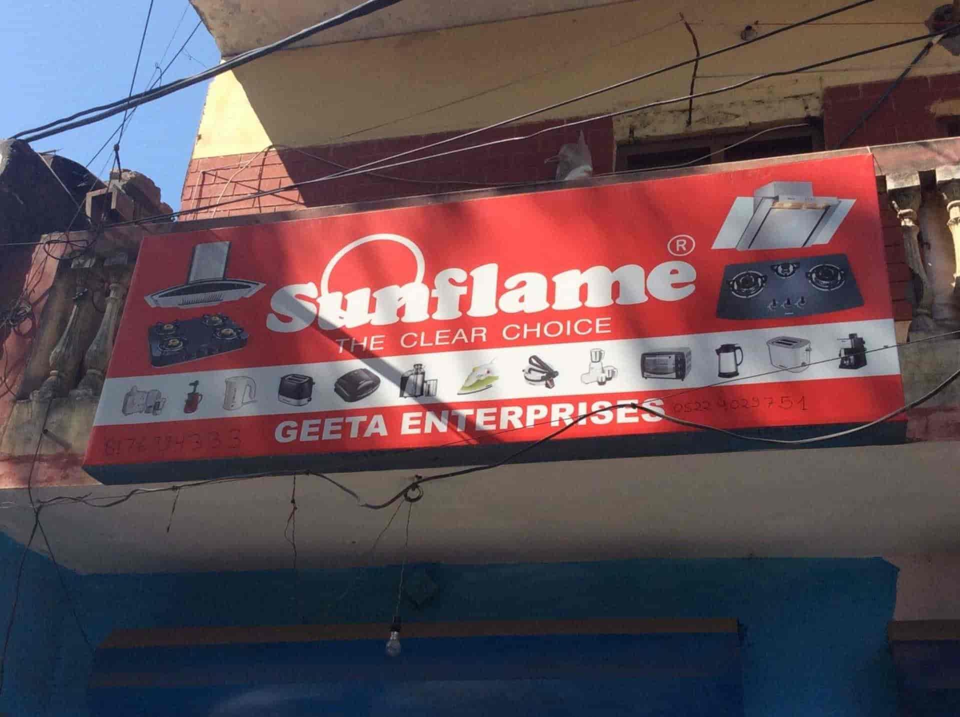 Geeta Enterprises Indira Nagar Cooktop Repair Services In