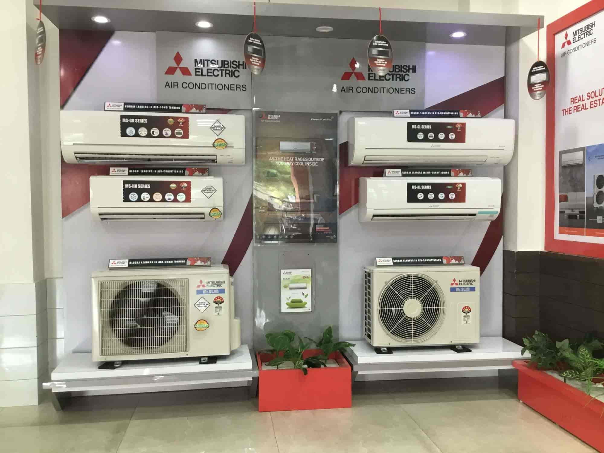 Captivating ... Mitsubishi Electric Photos, Indira Nagar Lucknow, Lucknow   AC Dealers  ...