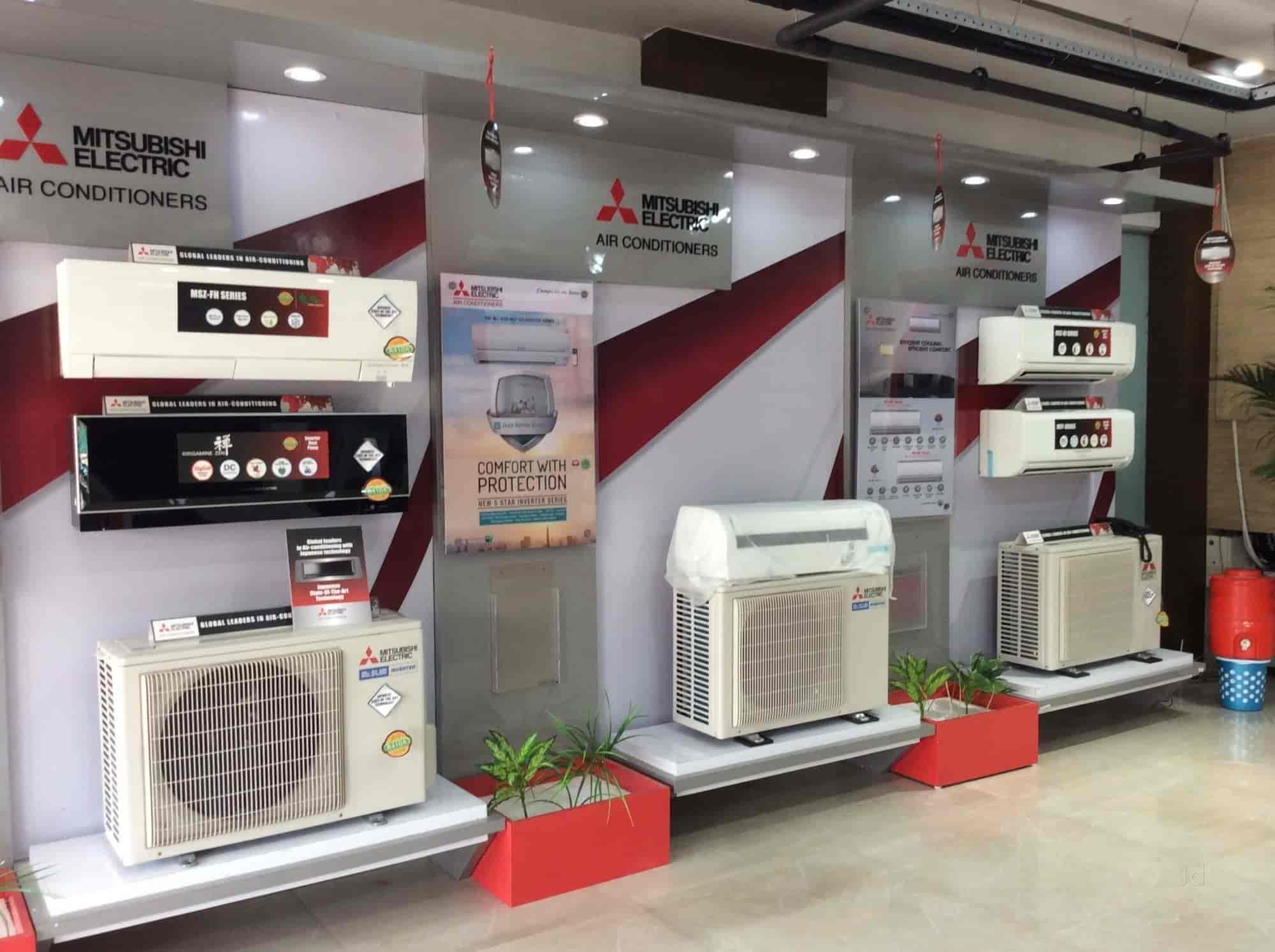 Mitsubishi Electric Indira Nagar Lucknow Ac Dealers In Justdial