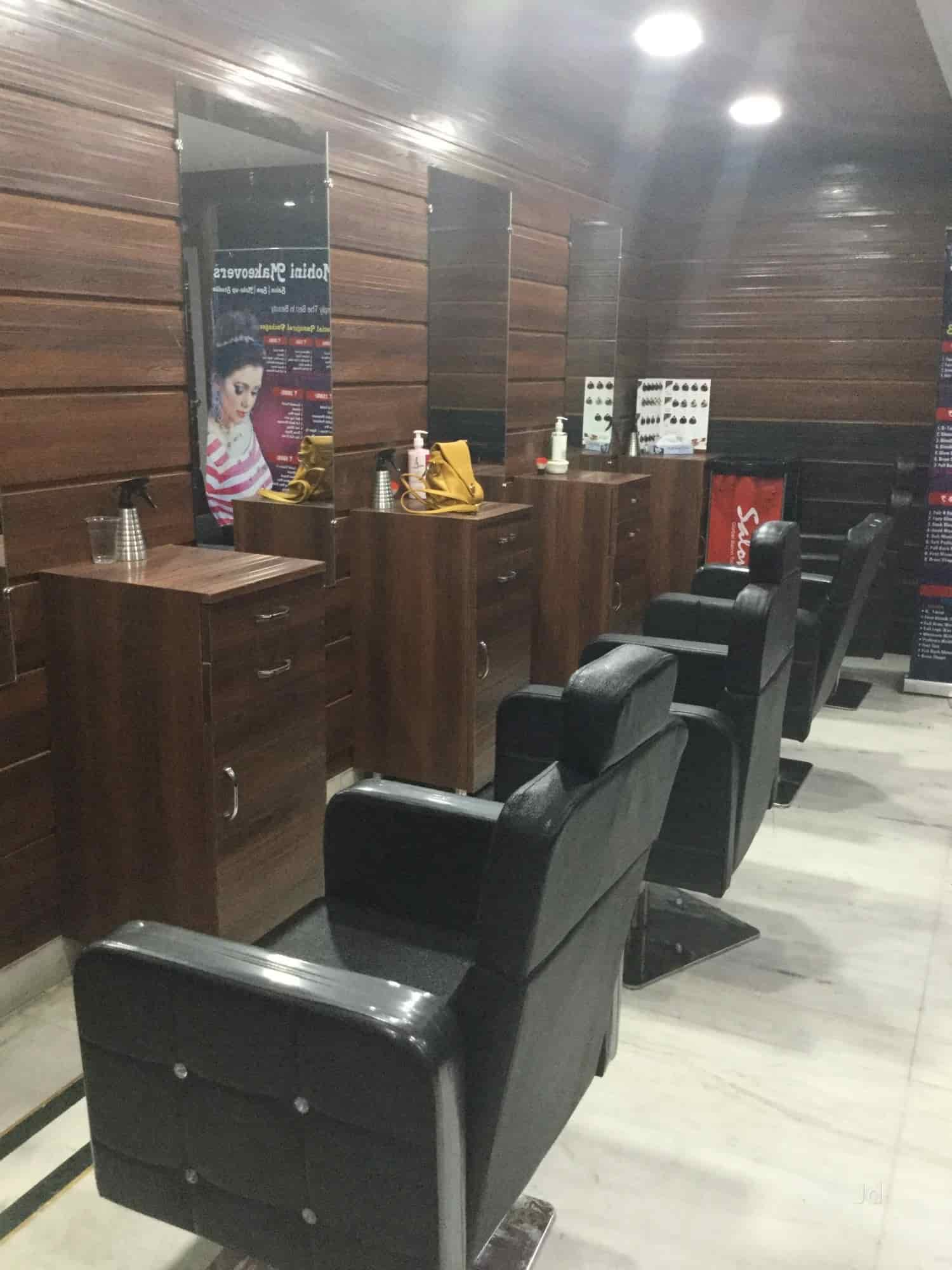 Inside View Of Beauty Parlour Mohini Makeovers Photos South City Lucknow