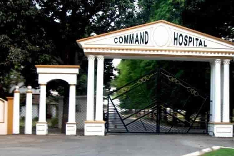 Command Hospital, Lucknow Cantt - Hospitals in Lucknow