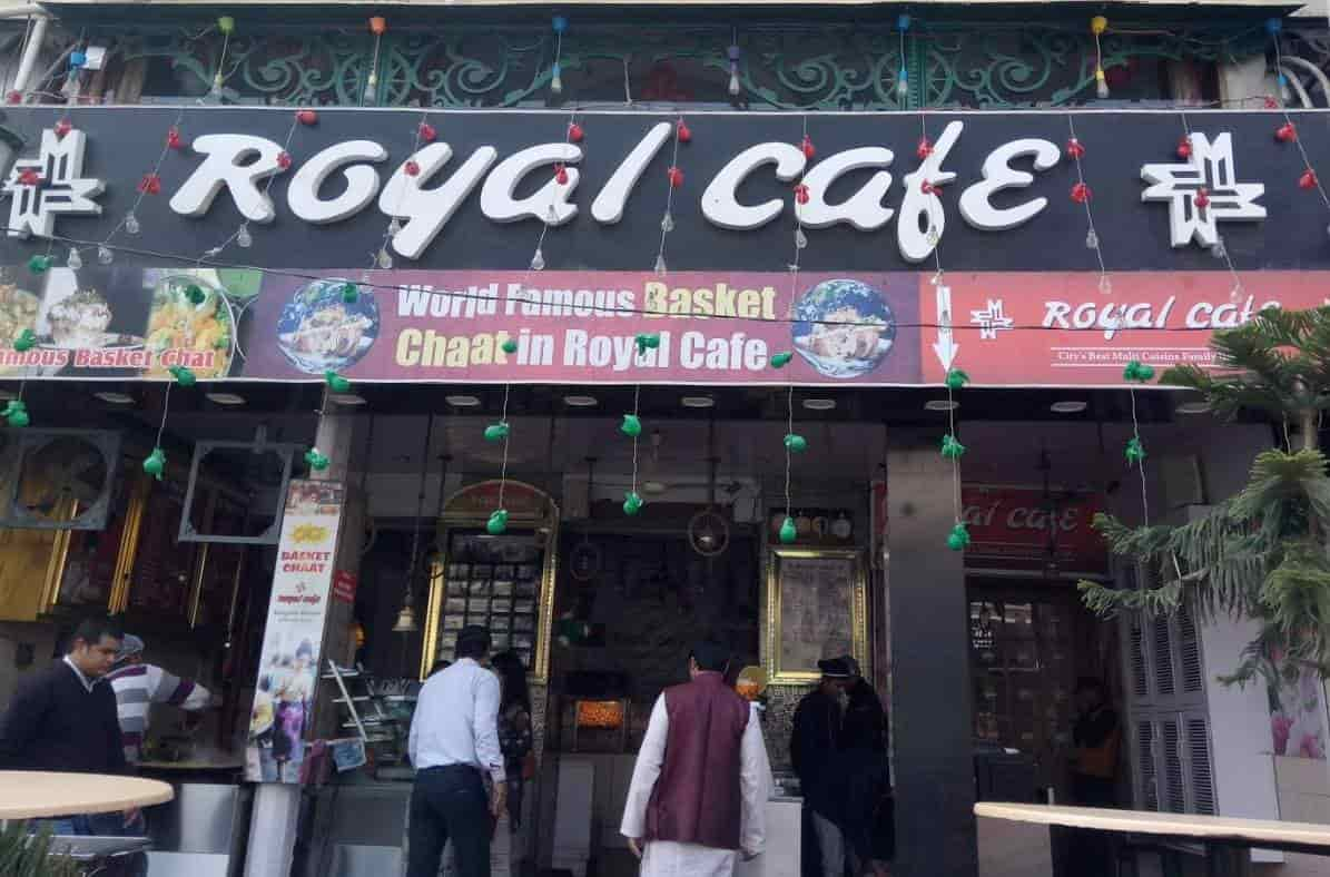 Image result for Royal Café lucknow