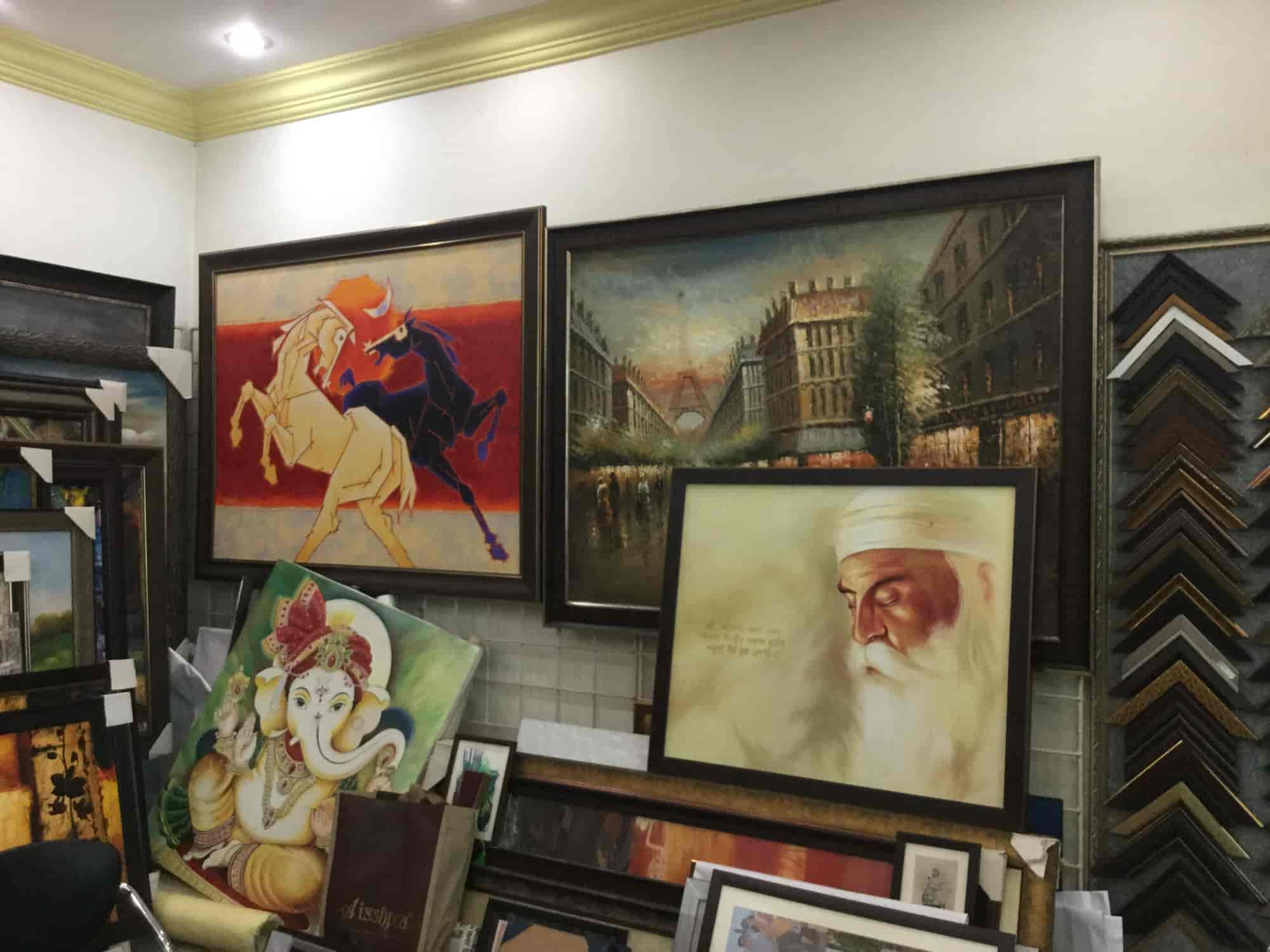 Jasmine art and frames Photos, Aliganj, Lucknow- Pictures & Images ...