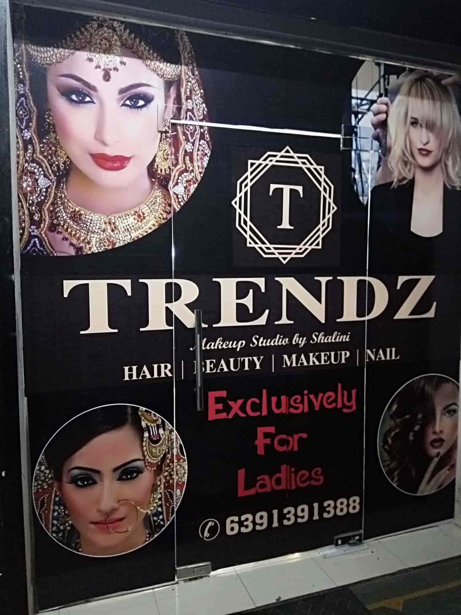 ... Entrance View of Salon - Trendz Makeup Studio Photos, Aliganj, Lucknow - Makeup Artists ...