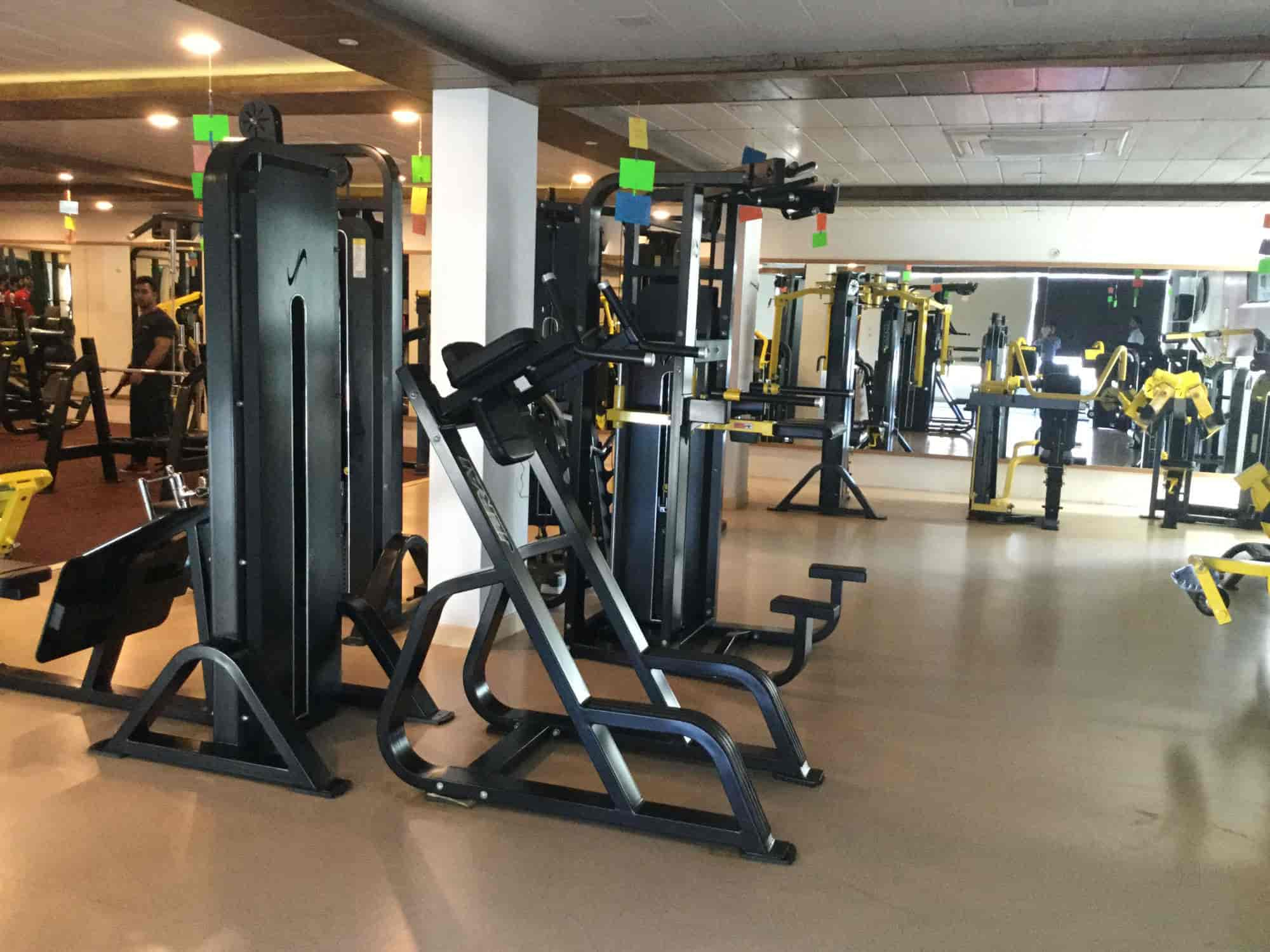 Fusion fitness gomti nagar gyms in lucknow justdial