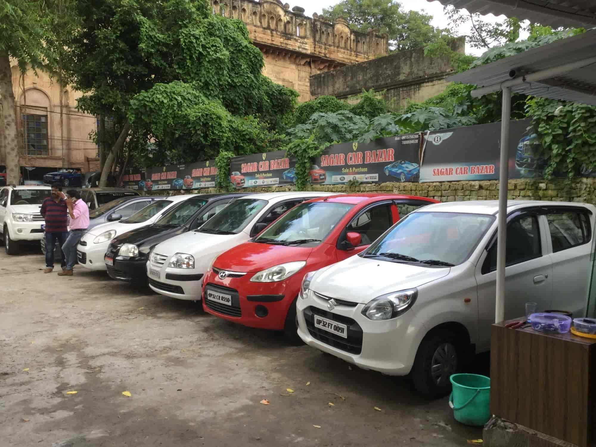 Sagar Car Bazar Hazratganj Second Hand Car Dealers In Lucknow