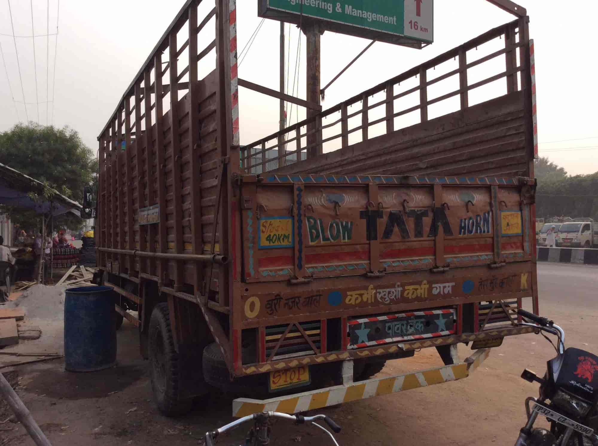 New Rajasthan Transport Agency, Sitapur Rd Lucknow - Transporters in  Lucknow - Justdial