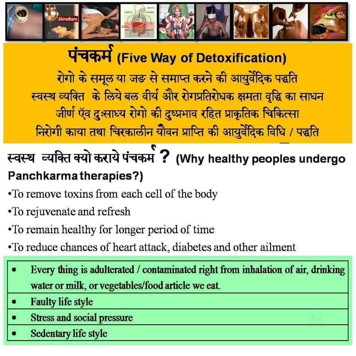 S S Ayurvedic Panchkarma Avam Yog Shodh Sansthan - Ayurvedic Doctors